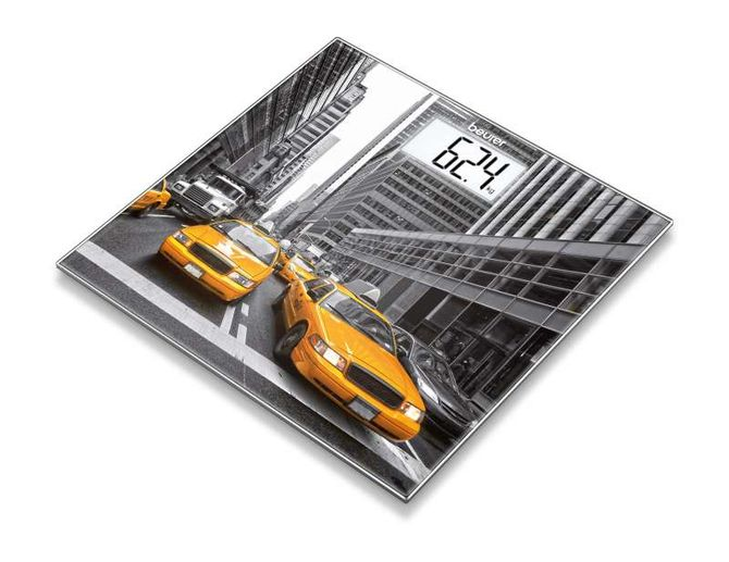 Стеклянные весы Beurer GS203 (New York)