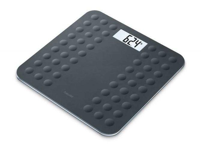 Beurer GS300 Black Стеклянные весы